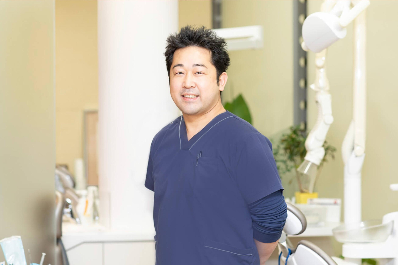 歯科医師 柏木 淳博